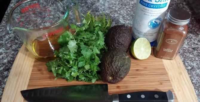Chipotle Lime Avocado Mayo