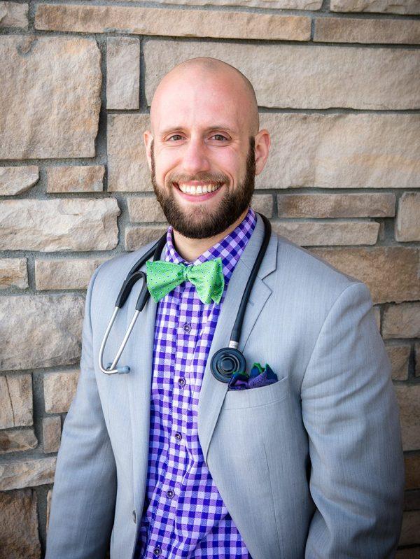 Dr. Shaun Adams, DC, DABCI