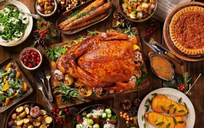 10 Tips for Eating During Thanksgiving