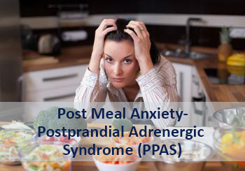 Postprandial Adrenergic Syndrome Revisited 2020: The Importance of Meal Size and Timing