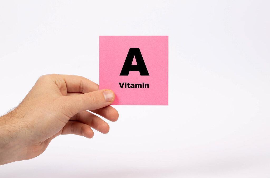 Vitamin A Burst Therapy